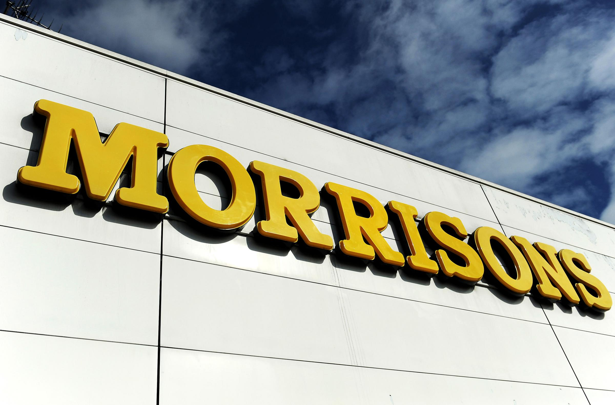 Shares dive as Morrisons' growth slows