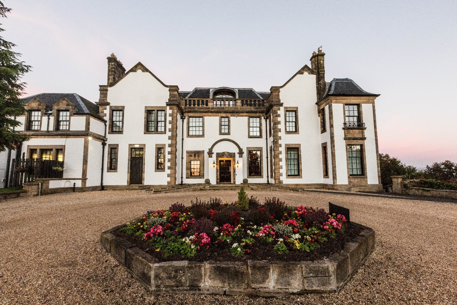 Checkout: Gleddoch Hotel Golf and Spa Resort, Langbank