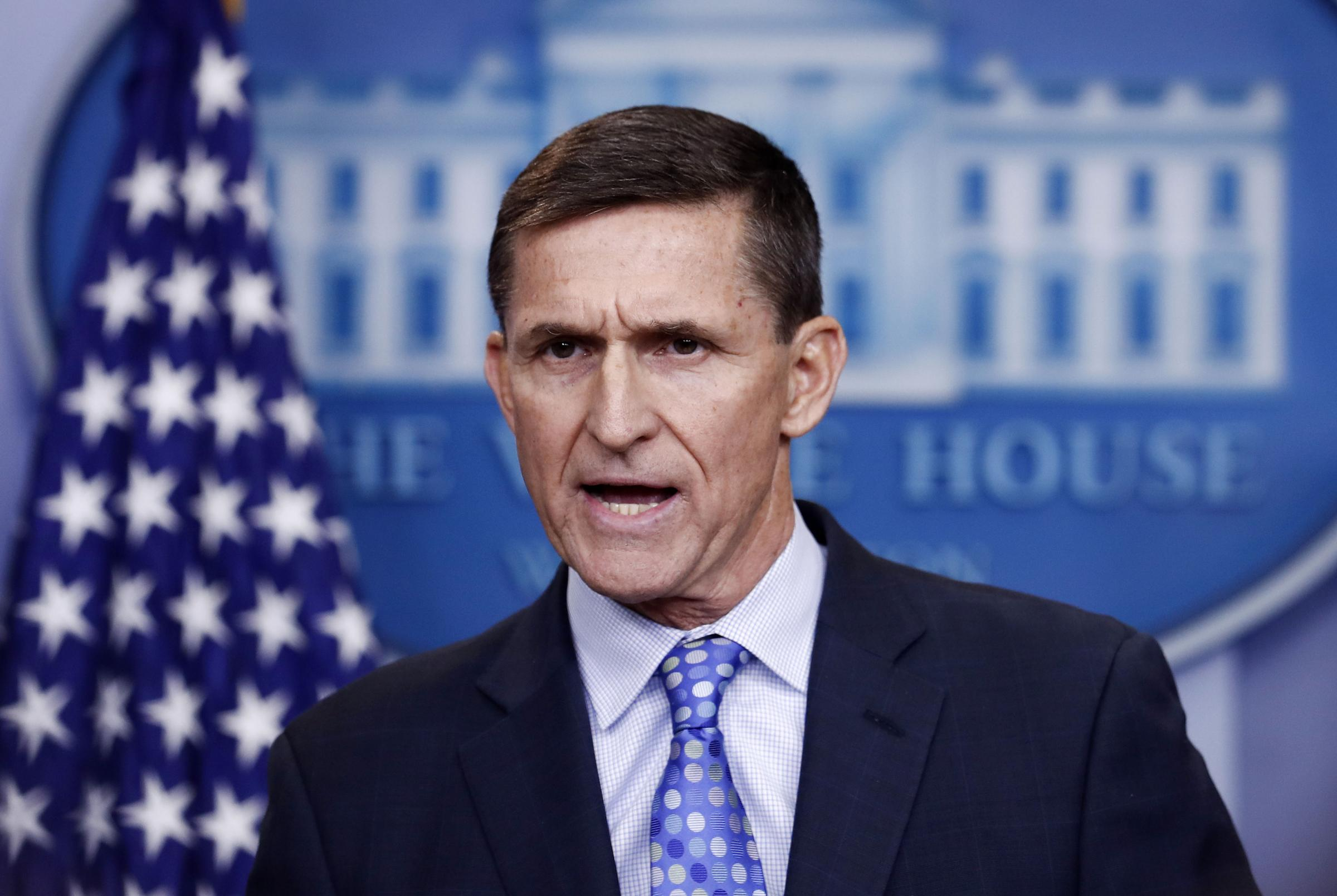 Michael Flynn admitted lying to the FBI.