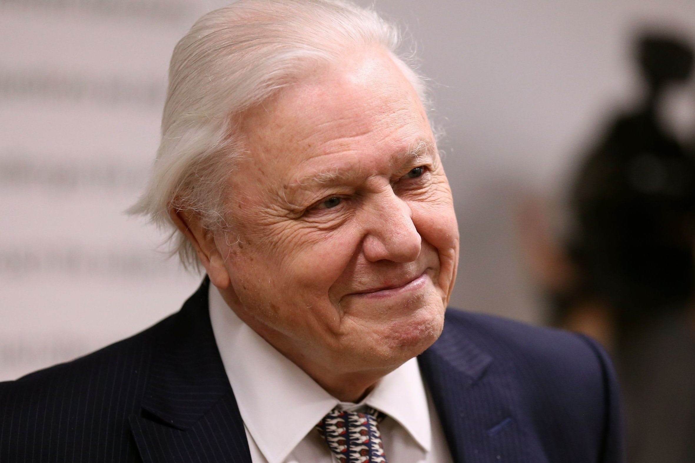 Sir David Attenborough warned about the future of the planet (Chris Radburn/PA)
