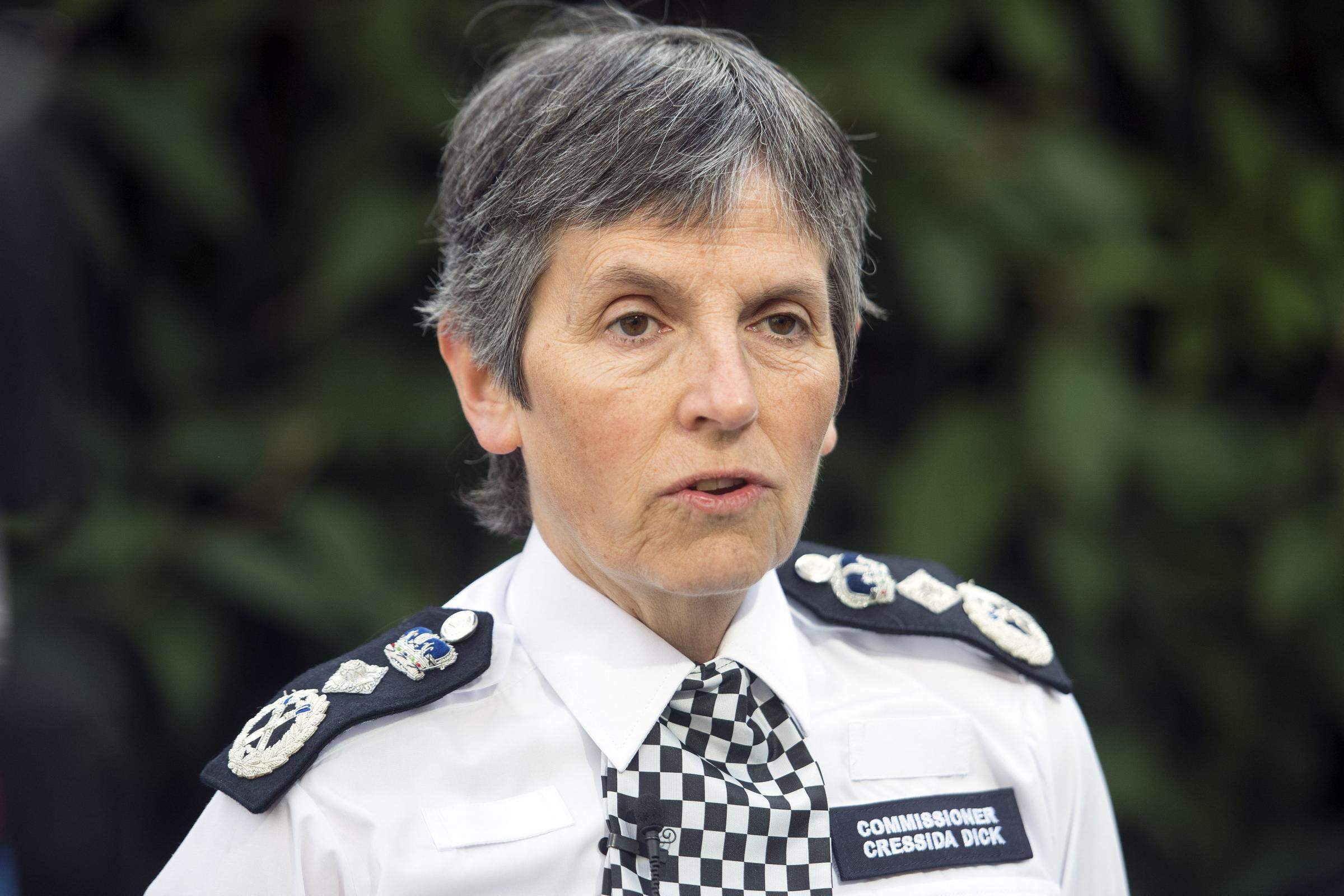 "Condemnation: Dick insists duty of confidentiality ""endures"" after officers leave force"