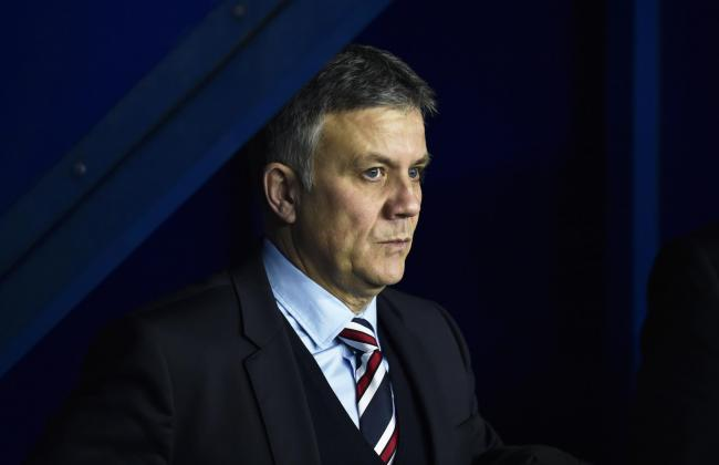 Mark Allen has defended the way that Rangers have handled their hunt for a new manager.