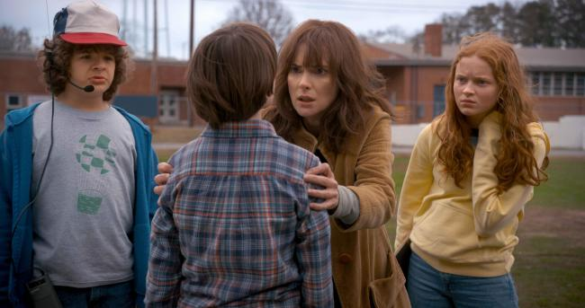 Stranger Things among the UK's favourite shows to binge