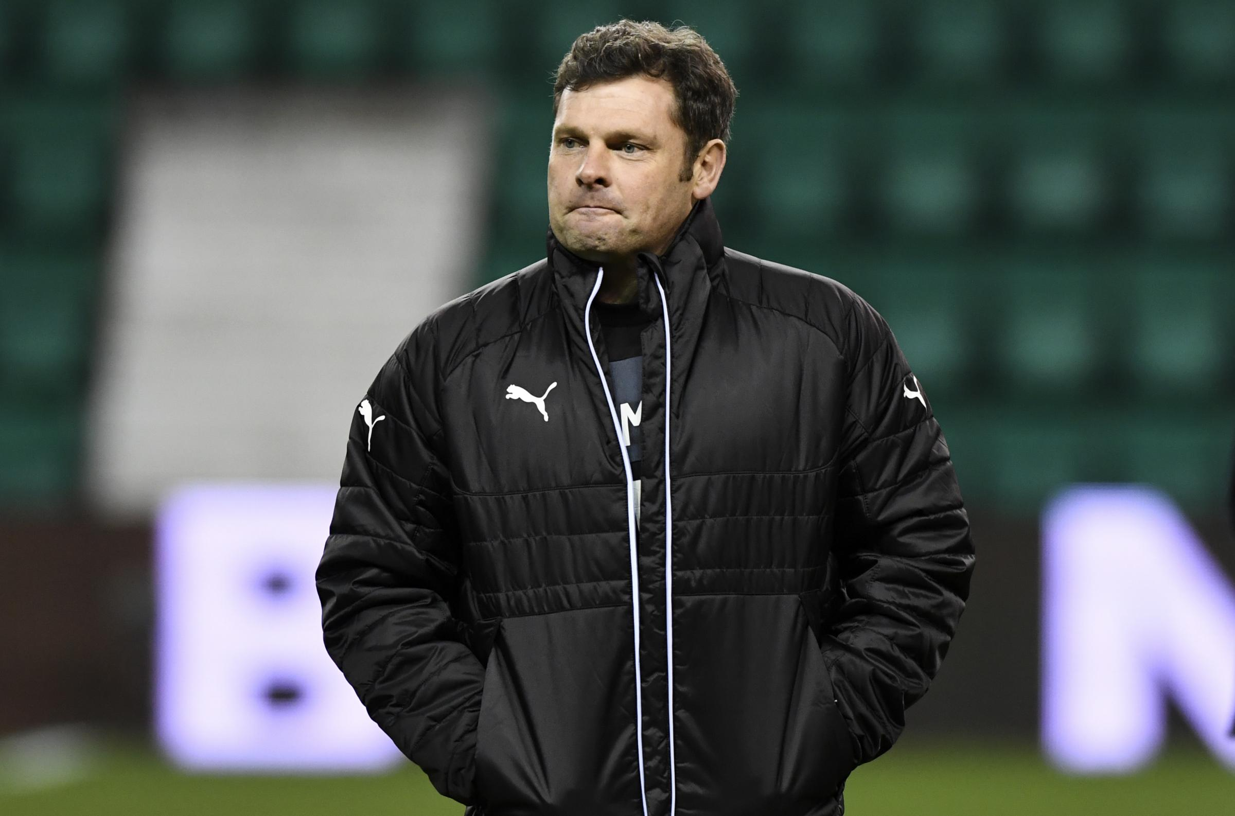 Interim Rangers manager Graeme Murty has done better than even he would have believed