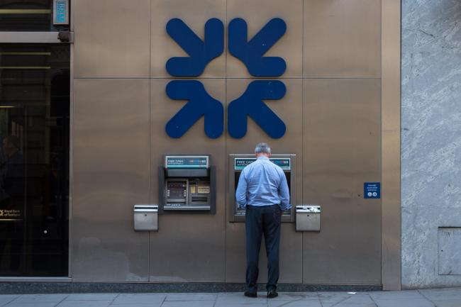 Angus macneil on royal bank of scotland branch closures heraldscotland a branch of the royal bank of scotland in the city of london malvernweather Choice Image