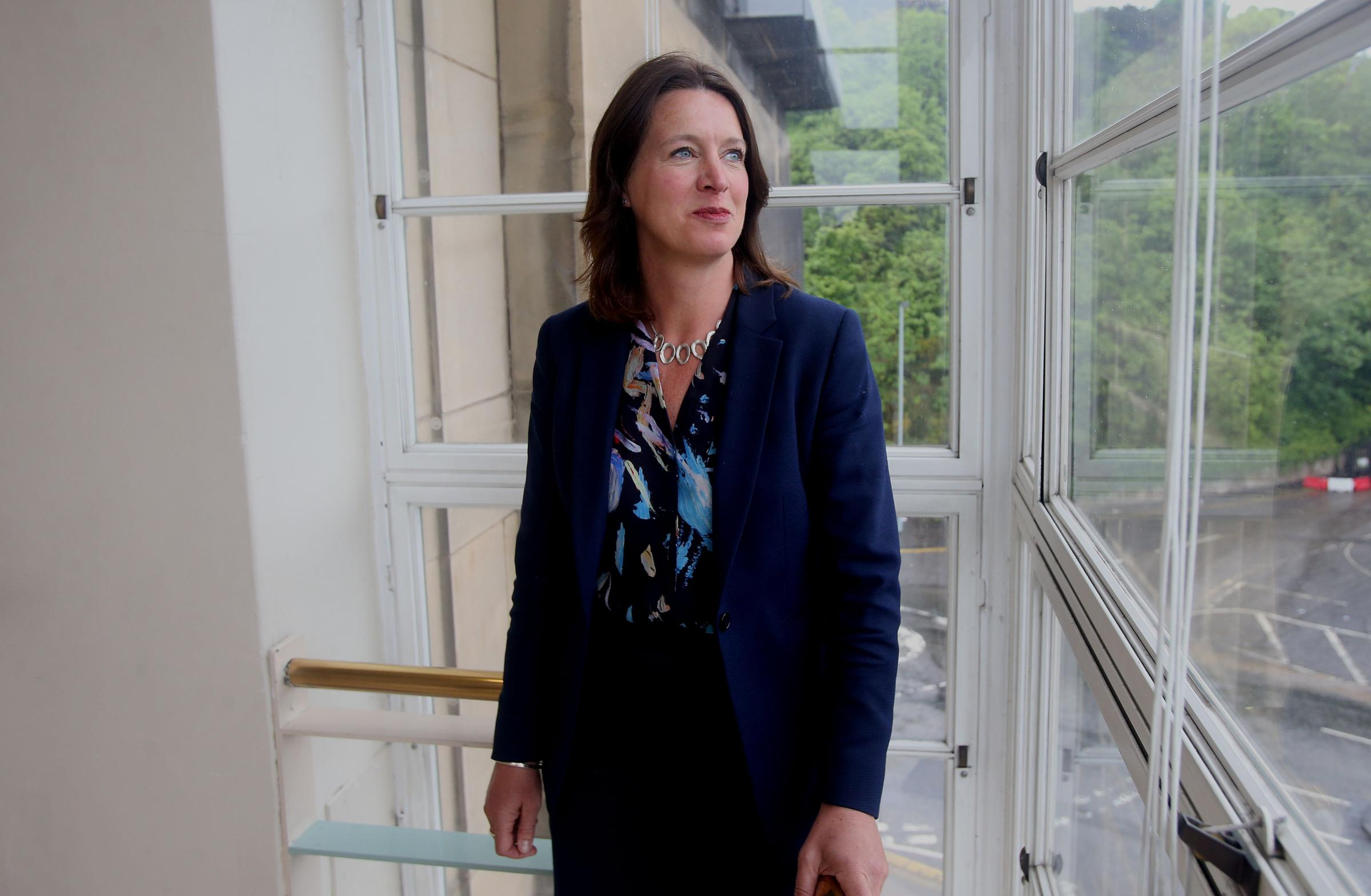 Scotland's Chief Medical Officer Dr Catherine Calderwood.Picture: Gordon Terris/The Herald