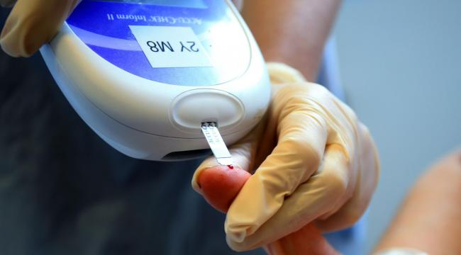 Patch may eliminate diabetic blood tests