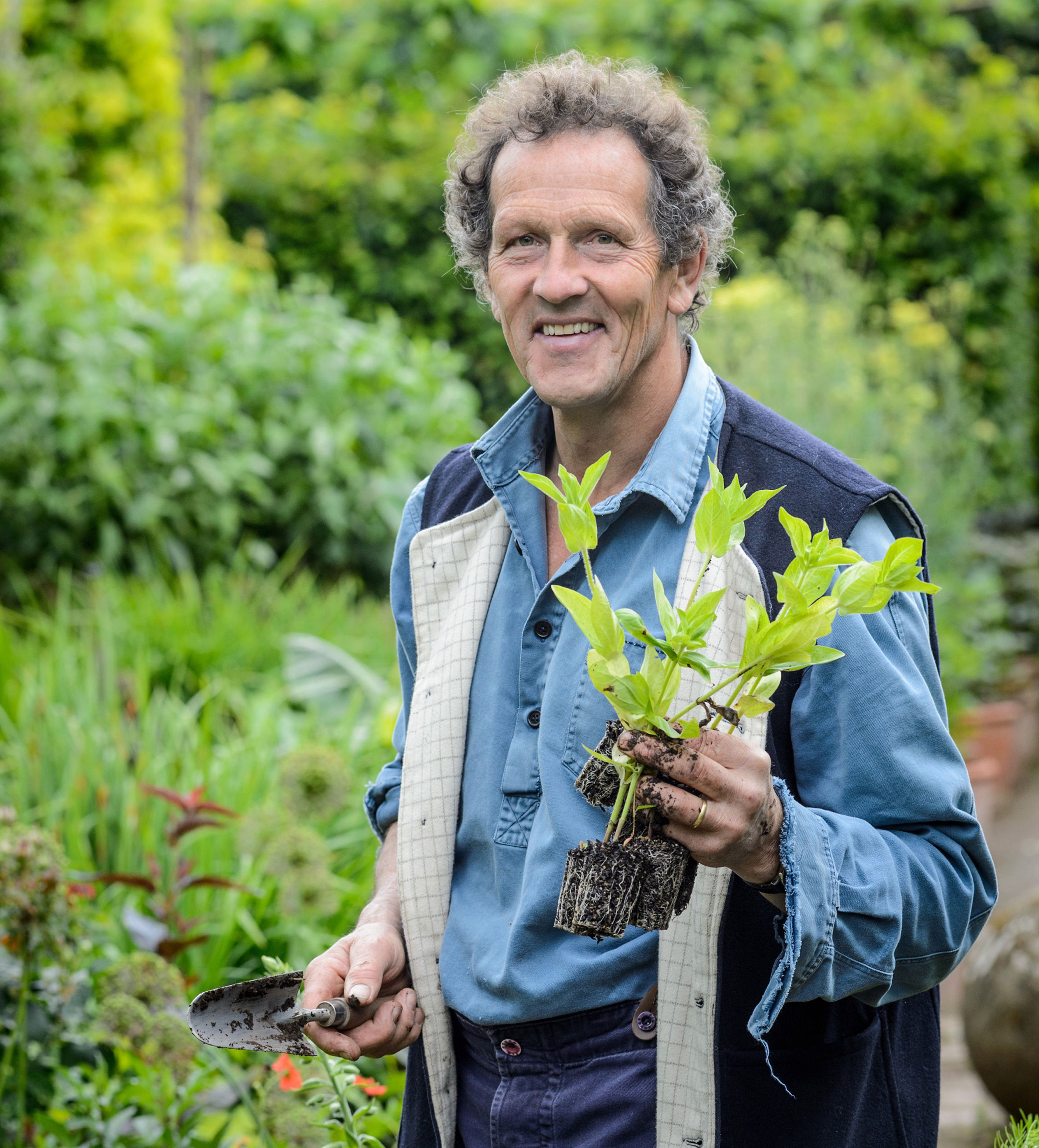 Monty Don On Why Gardening Is His Ideal Therapy Heraldscotland