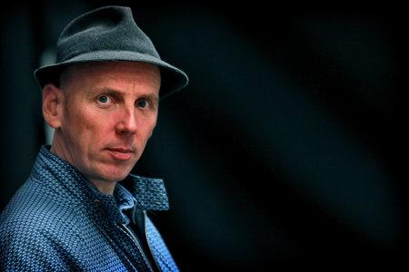 HeraldScotland: Ewen Bremner 1 SA : Ewen Bremner at the Edinburgh International File Festival Edinburgh.....Picture by Stewart Attwood.                   tel: 07850 449108..All images © Stewart Attwood Photography 2017. All other rights are reserved. Use in any other