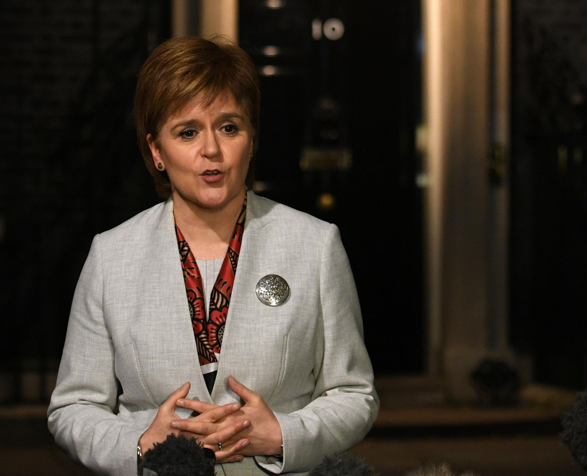 Nicola Sturgeon poised for Downing St showdown with Theresa May as Brexit tensions rise