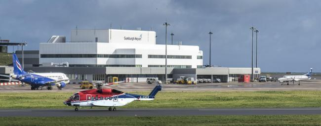 Centralising air traffic control at Highlands and Island airports could affect safety, union claims