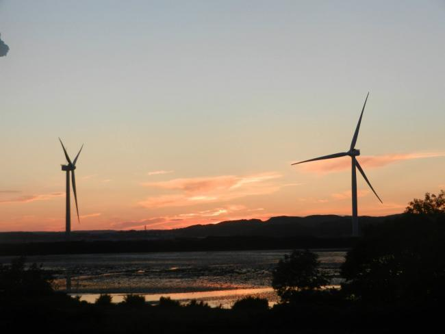 SSE pull out of the UK's only offshore wind turbine test site in Ayrshire