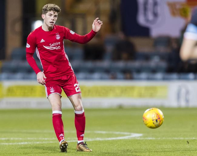Derek Mcinnes Believes It Would Be Ideal For On Loan Celtic Player Ryan Christie To Stay At Aberdeen Heraldscotland