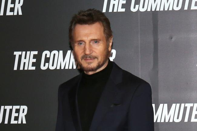 Liam Neeson says ageism does not only affect women (Laura Hutton/PA)