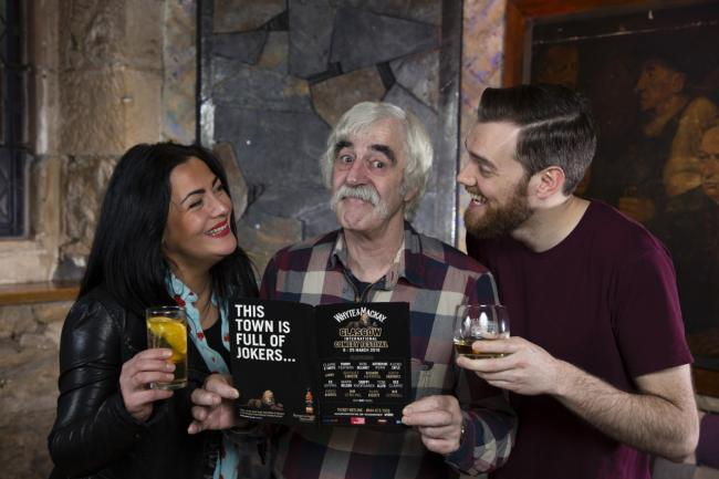 Whyte & Mackay 2018 comedy festival to host biggest ever line up