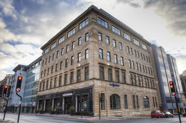 Hotel in glasgow on former power station site is up for sale hotel has been put up for sale malvernweather Image collections