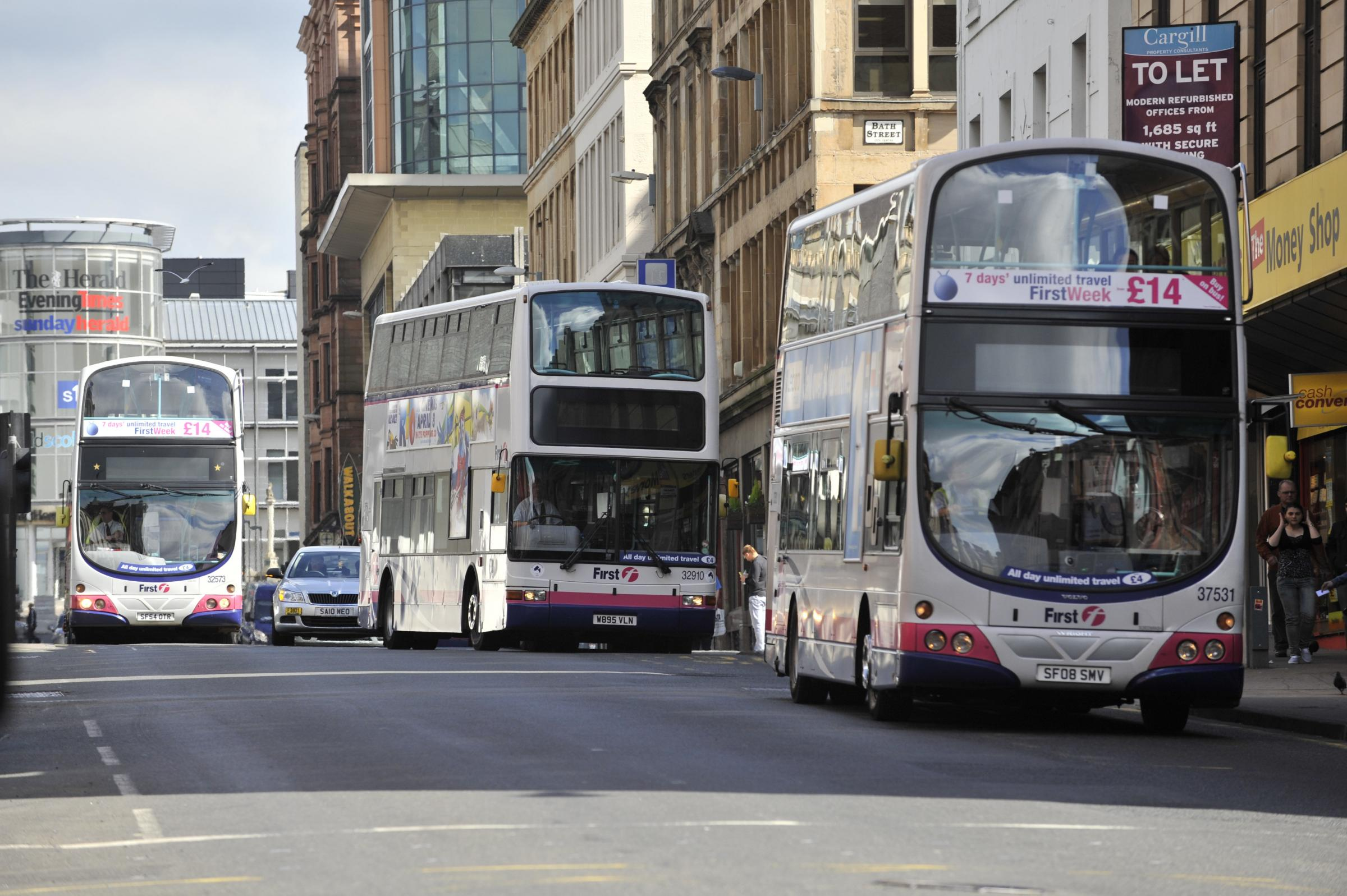 FirstGroup includes the FirstBus operation