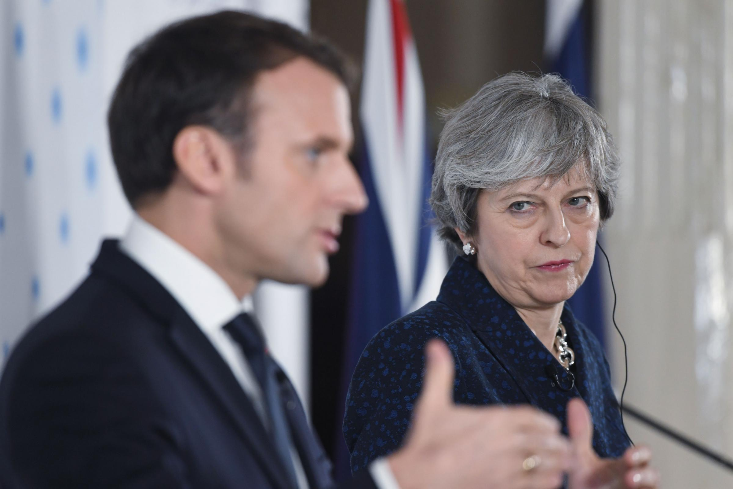Entente hostile? May warns Macron about breaching 'good faith' agreement over fishing access