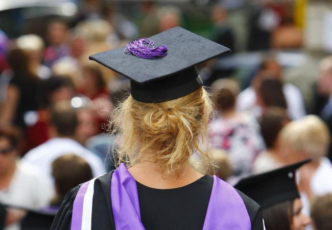 Glass ceiling for female academics persisting at Scottish universities