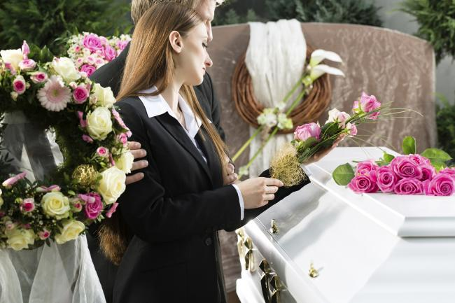 Putting your financial afffairs in order can save heartache for family members after your death.