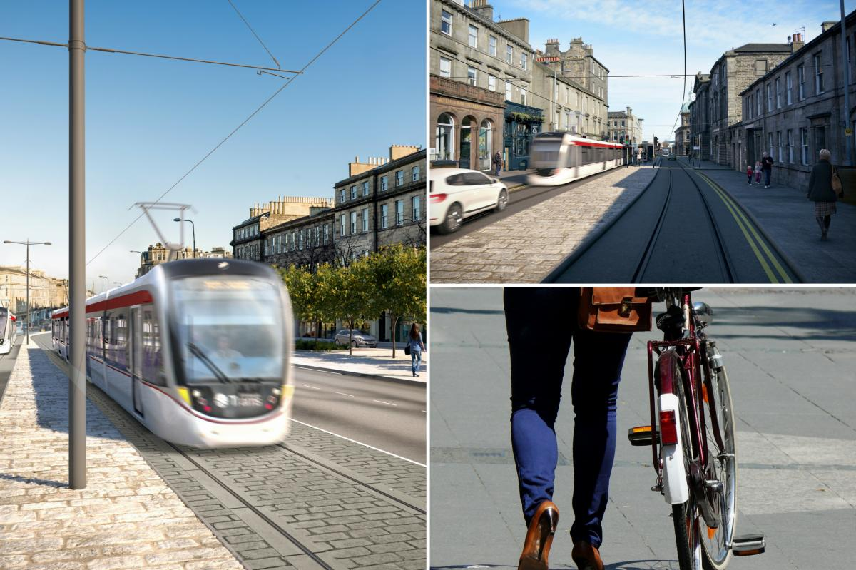 200 cyclists killed or injured by city trams