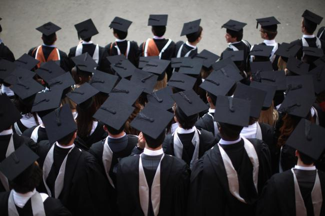 Failing to match parents' education level distressing for men, study finds
