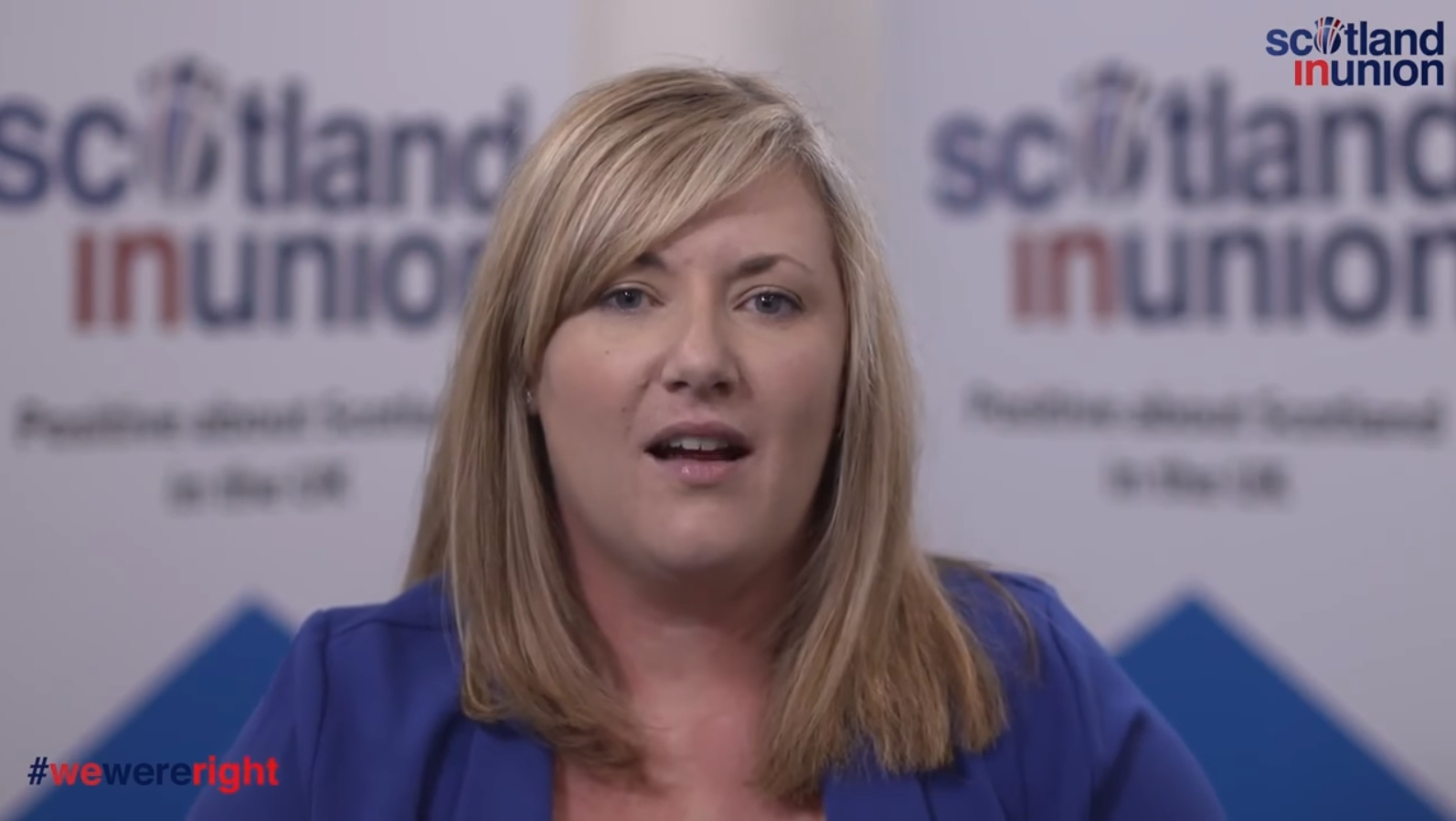 Pamela Nash, chief executive of Scotland in Union