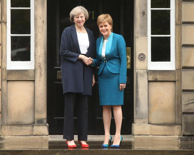 Sturgeon to declare victory in battle for EU powers