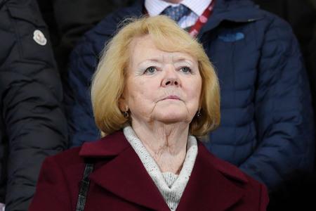 Hearts owner Ann Budge slams