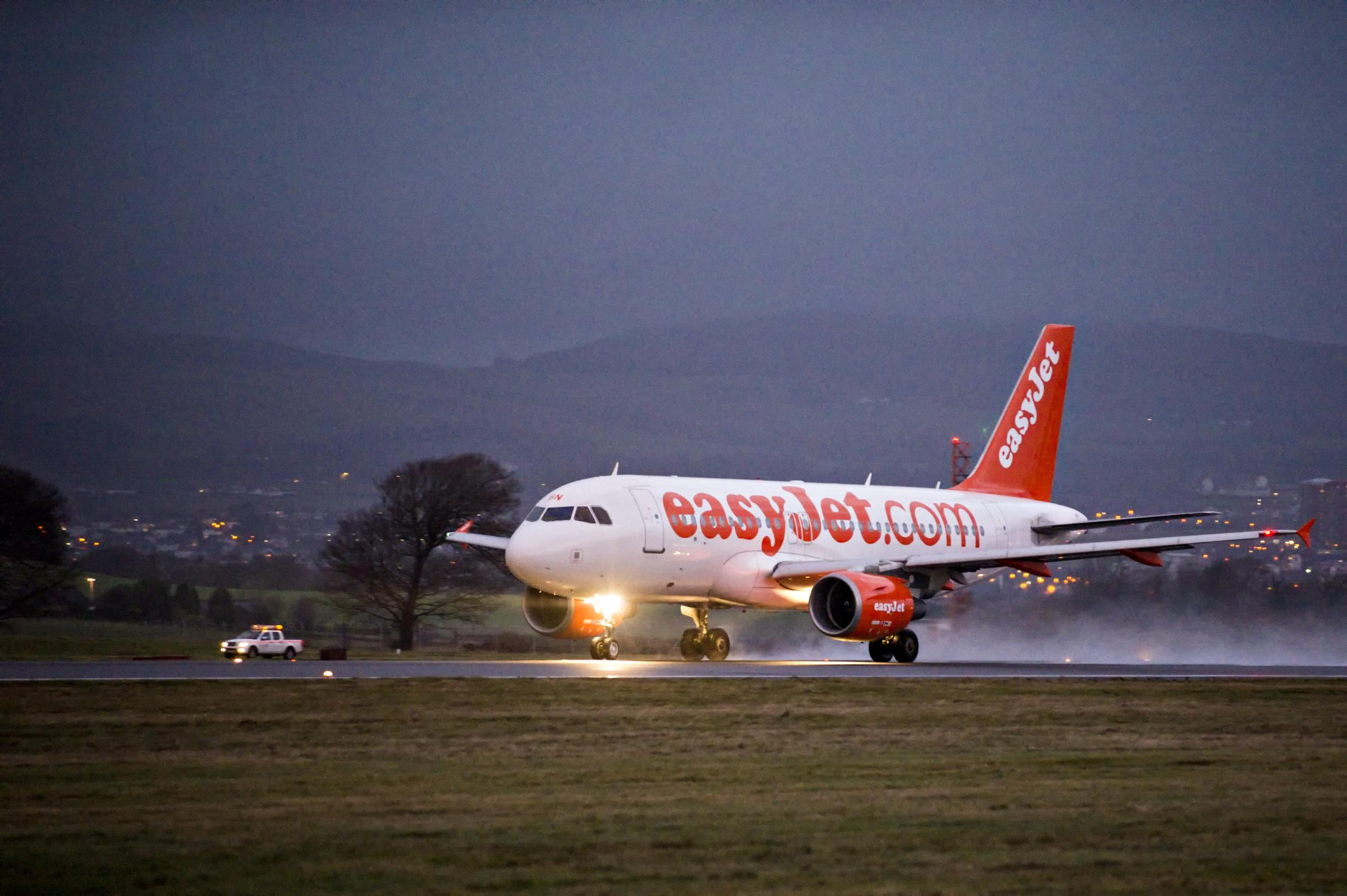Low-cost airline easyJet topped gainers today, closing 2.85% higher at 1,607.5p
