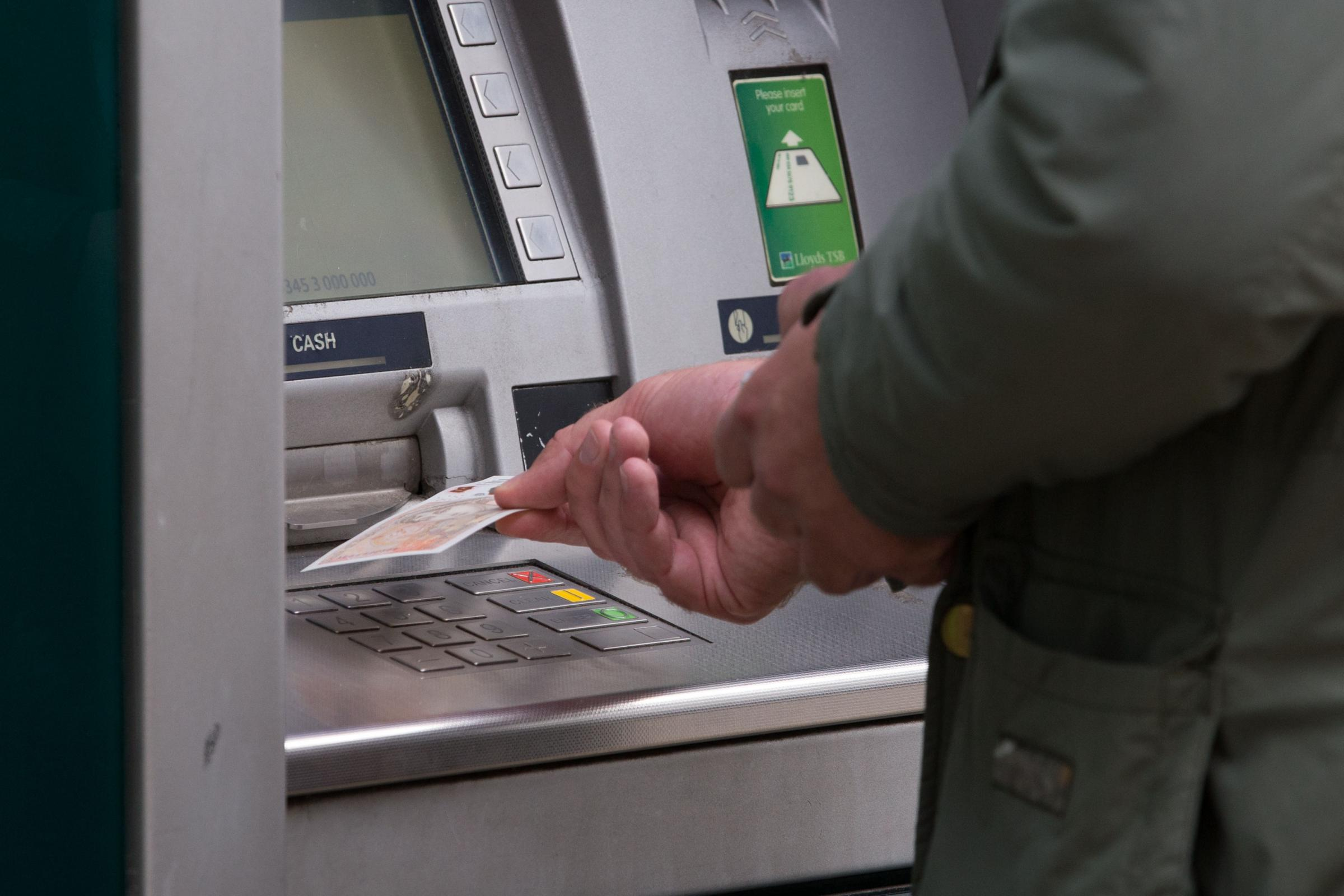 Cash machine threat? Labour's Ged Killen introduces bill to protect free-to-use ATMs