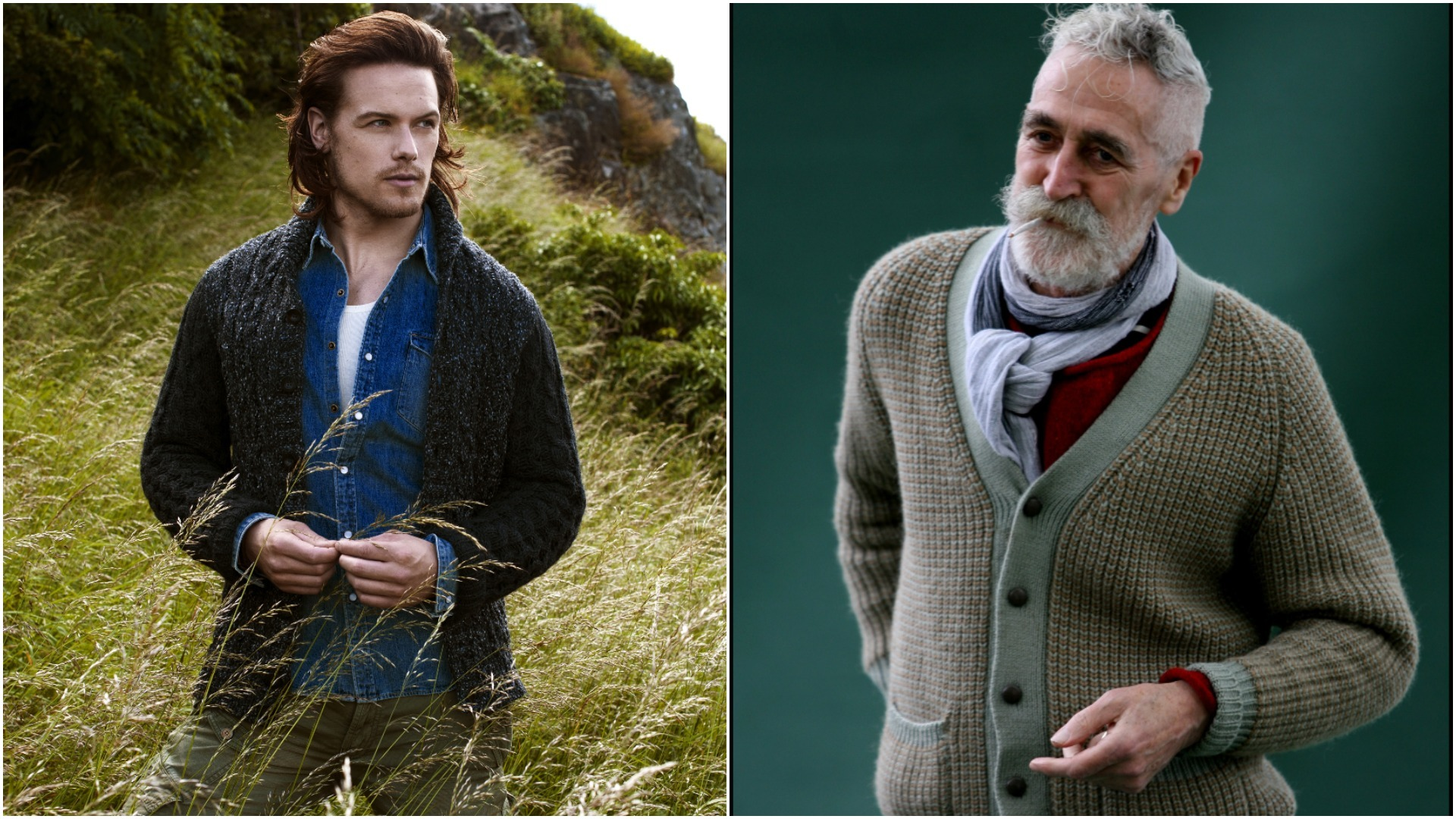 The stylish most man in scotland advise dress for autumn in 2019