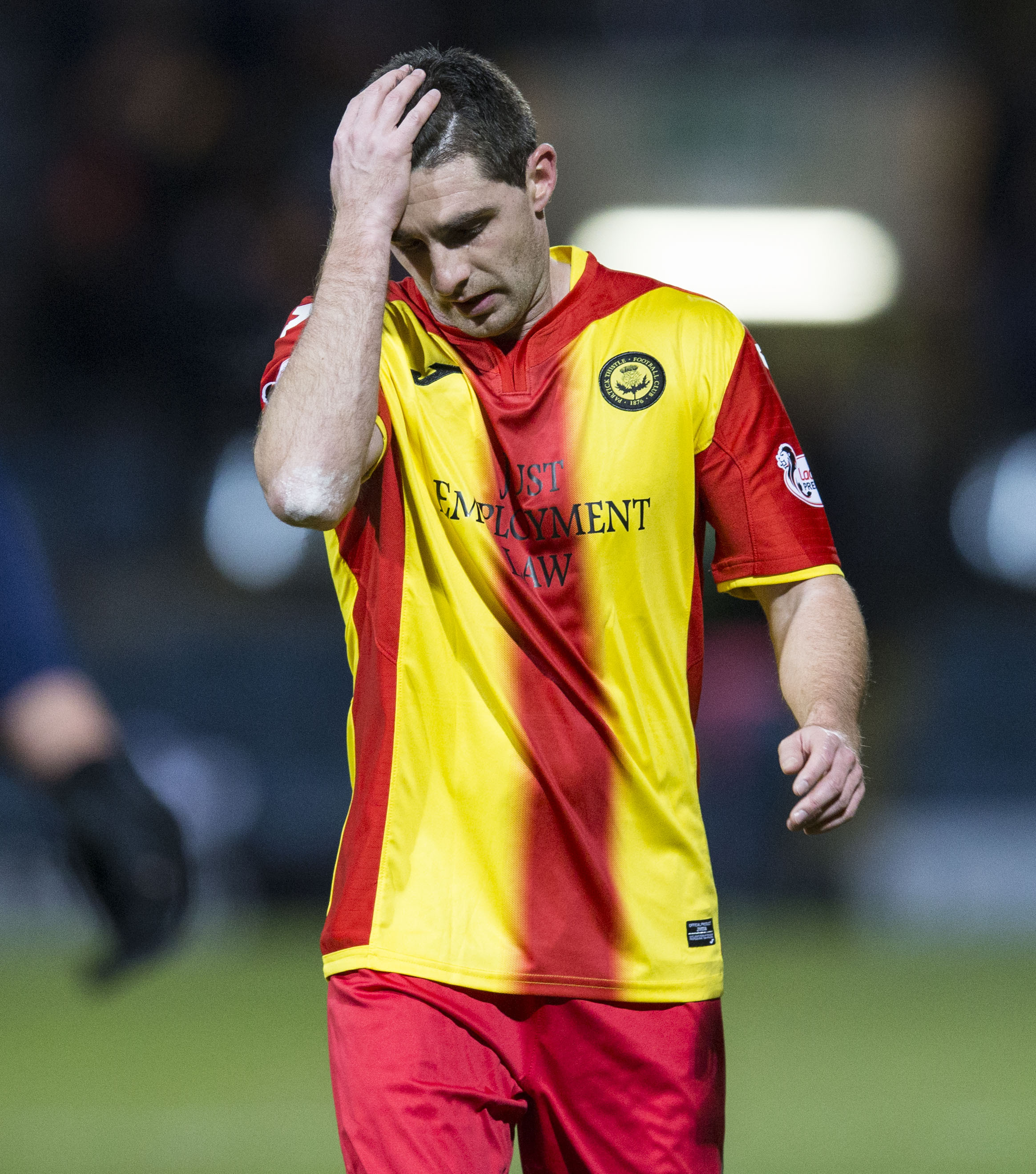 Kris Doolan says that Partick Thistle must get their act together quickly.