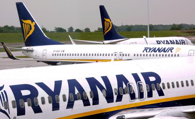 Ryanair 'systems outage' resulted in delays at airports across Europe