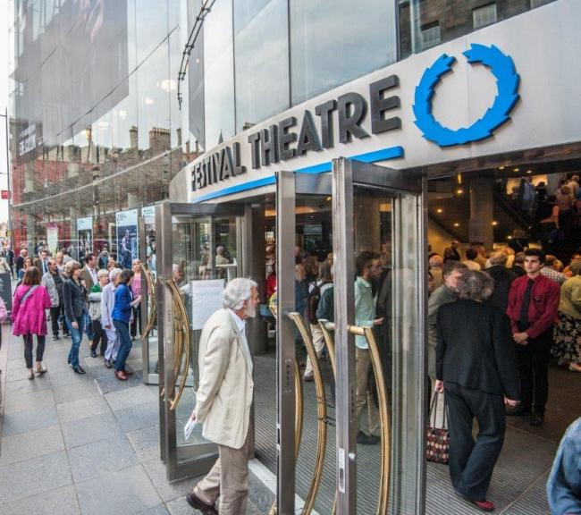 Arts news capital theatres is new name for edinburgh theatre trust festival theatre in edinburgh malvernweather Images