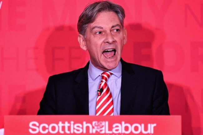 Scottish Labour at war over Brexit