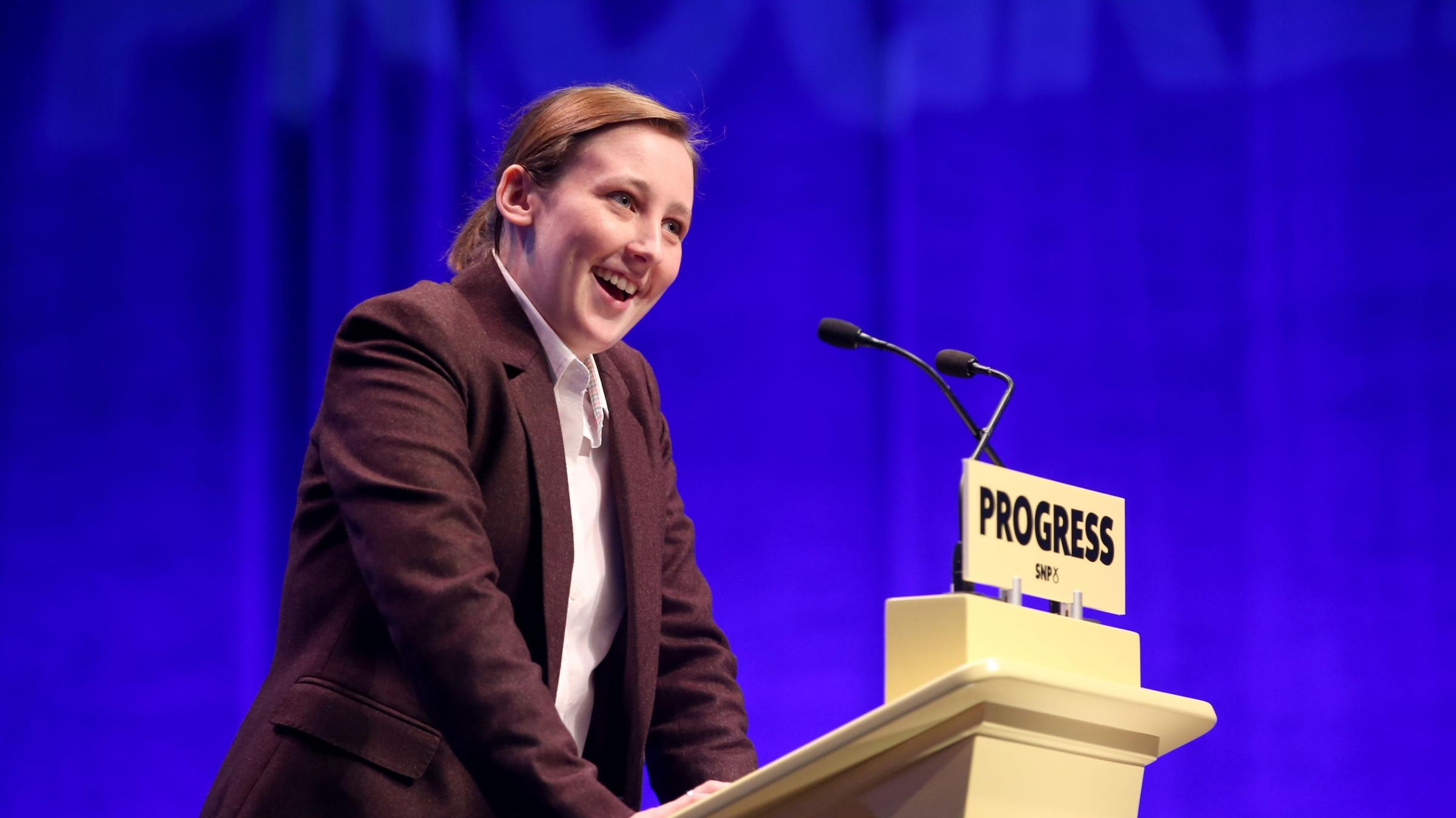 Mhairi Black reveals torrent of online misogynistic abuse