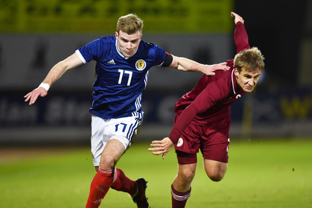 The 21-year-old Fir Park youngster has been called up following Wednesday's withdrawals of Matt Ritchie and Ryan Fraser.