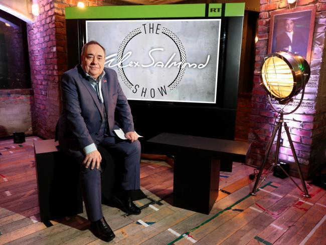 Alex Salmond on RT