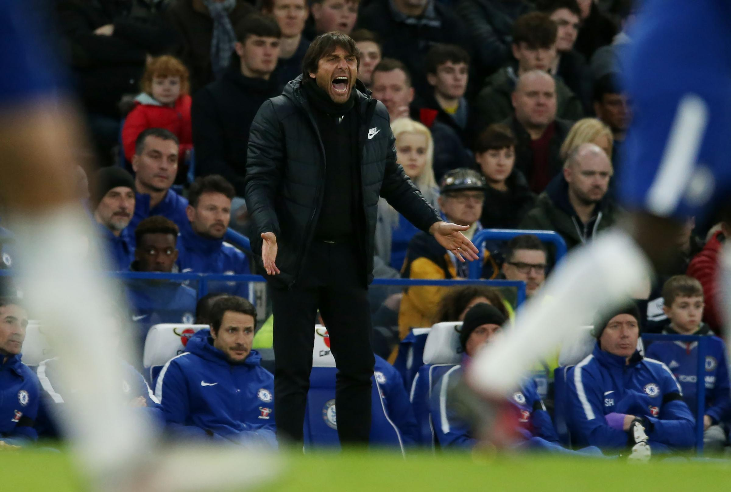 Chelsea must score in Wednesday night's Champions League last-16 second leg at the Nou Camp.