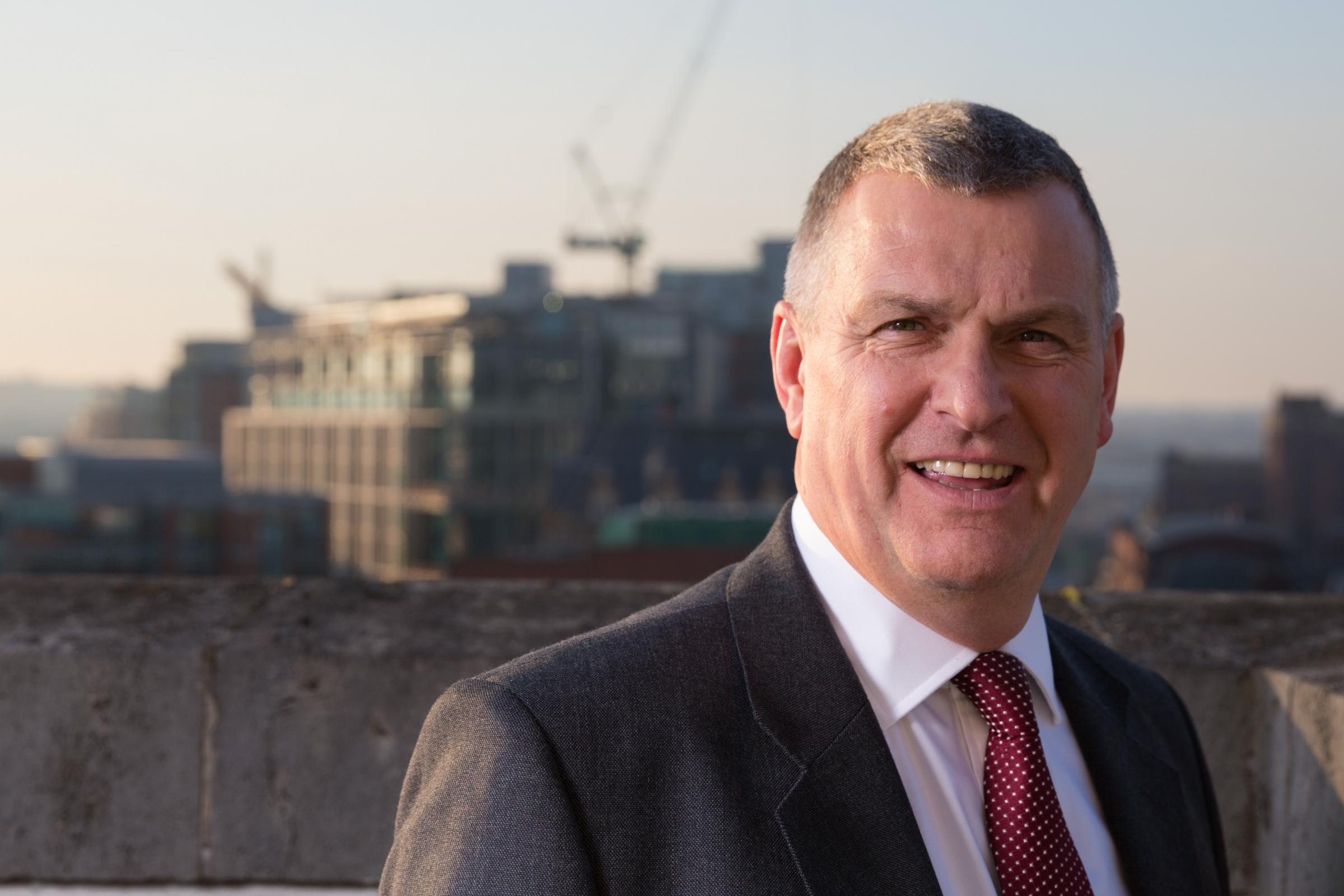 Chase de Vere chief executive Stephen Kavanagh
