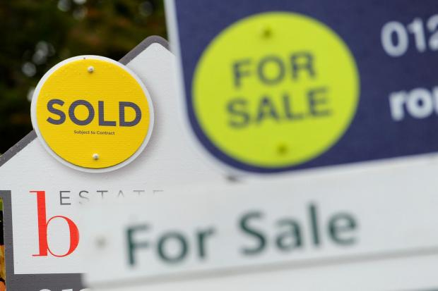HeraldScotland: Average house prices are continuing to rise in Scotland (Andrew Matthews/PA)