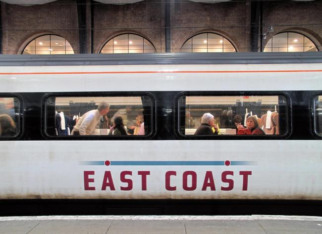 Edinburgh to London train line to be come under state ownership