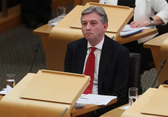 FMQs sketch: Dick in the box