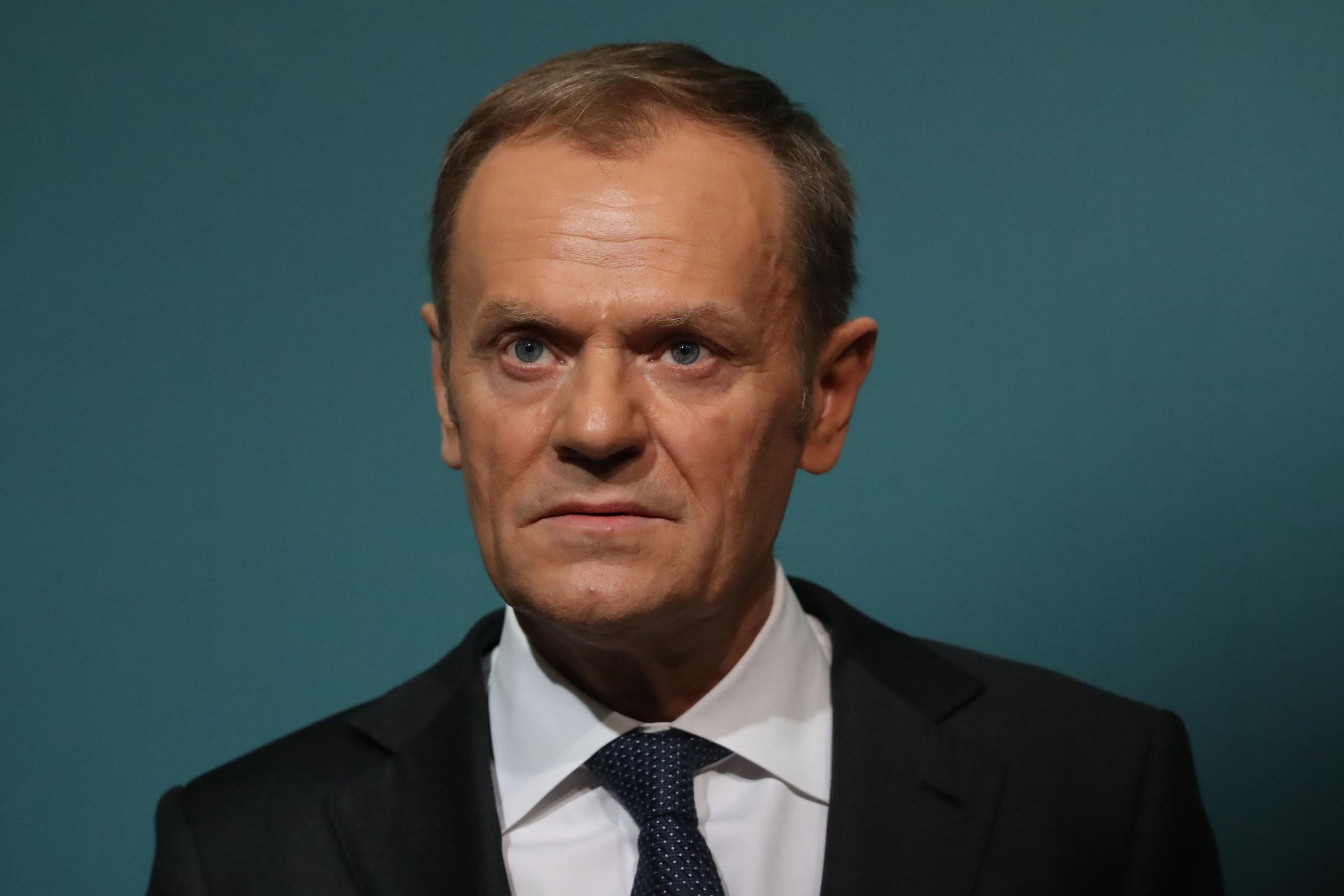 Donald Tusk: Brexit makes me furious