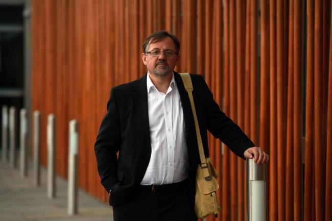 Whistleblower Rab Wilson forced NHS Ayrshire and Arran to disclose reports into patients' deaths