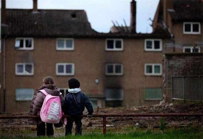 Stirling University research looked at the aspirations of working class parents