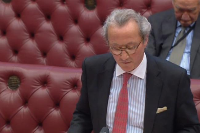 PM accepts resignation of Scotland's Advocate General Lord Keen