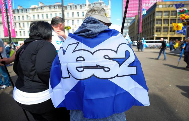 Fewer than one third of Scots think IndyRef2 should be priority for Scottish Government, poll finds