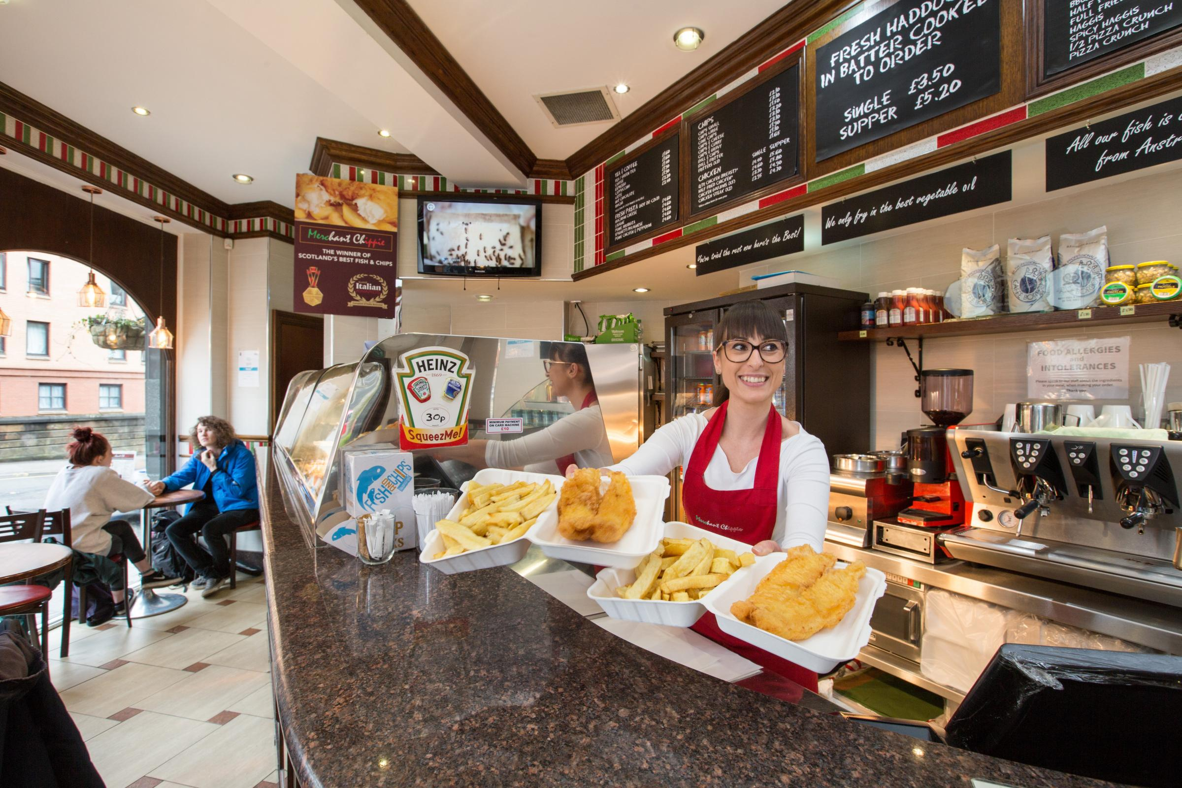 The Merchant Chippy